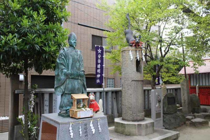 安倍晴明神社の見どころです。