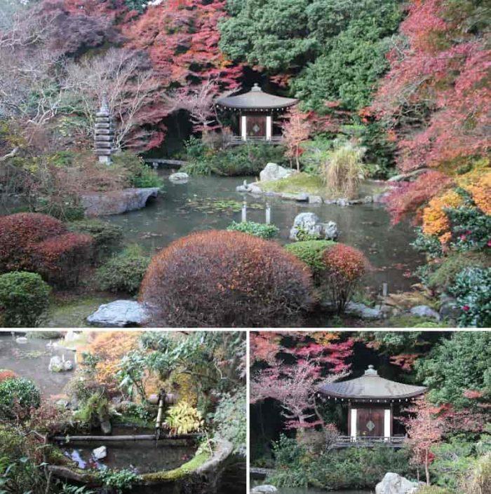 『やすらぎの庭園』となる『晩翠園』です。