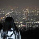 大阪府随一の夜景『ぼくらの広場』です。