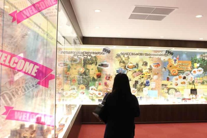 ダスキンミュージアムの館内です。