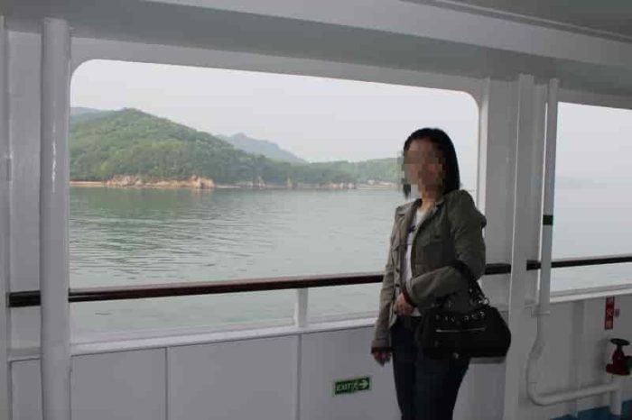 高松港発に乗り小豆島へ向かいます。