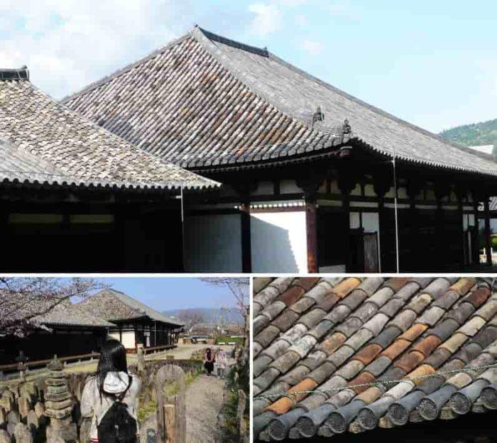 1400年前の古代瓦です。