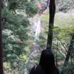 夫婦円満・幸福の滝の原不動滝です。