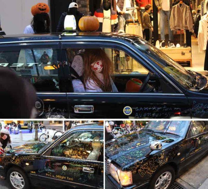 霊感タクシー2ハロウィン編です。