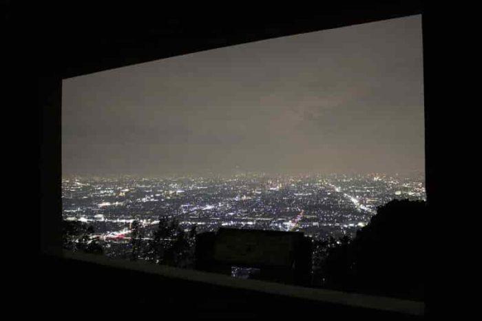 『夜景』の絵のように見えます。