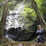 『飛龍の滝』です。