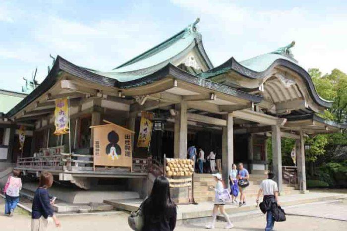 豊国神社の『本殿』です。