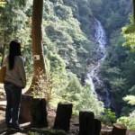 『2の滝』を観賞できる展望所です。