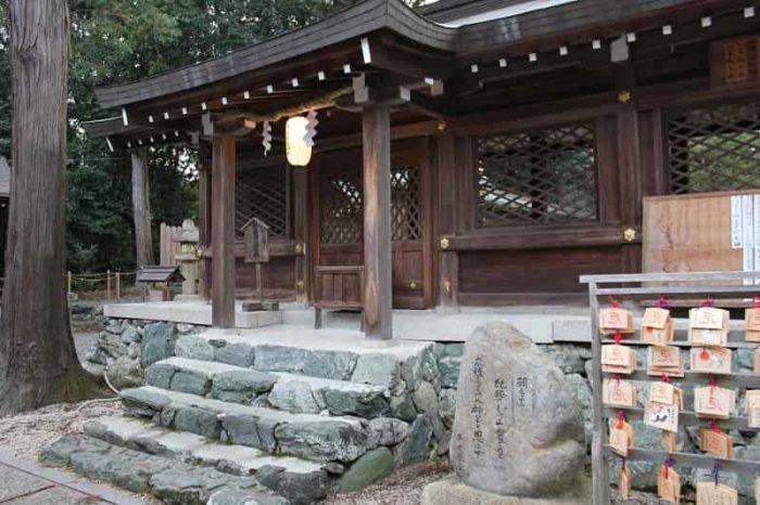 紀伊之國一之宮の伊太祁曽神社です。