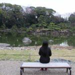 天王寺公園にある慶沢園です。
