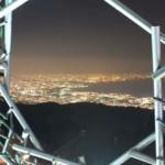 兵庫県~摩耶山、掬星台『日本三大夜景』『1000万ドルの夜景』六甲三大夜景スポットから・・
