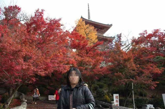 日本最大級の高さを誇る三重塔です。