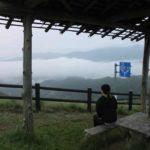 雲海景勝地の野迫川村の雲海です。
