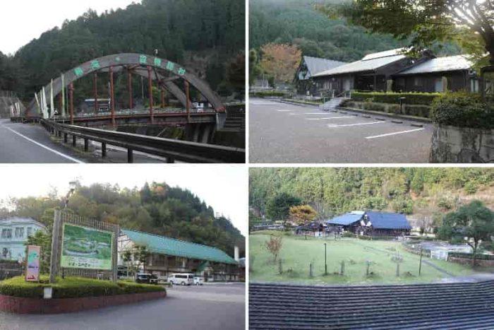 『黒滝・森物語村』です。