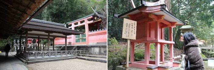 若宮神社及び三輪神社です。