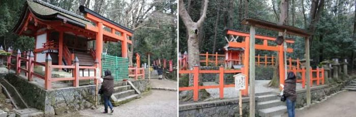 三十八所神社及び佐良気神社です。