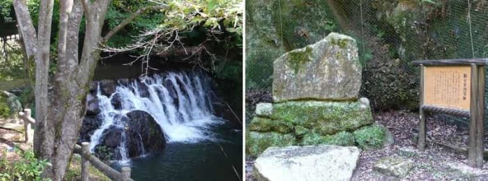 箕面川には大小の滝が点在