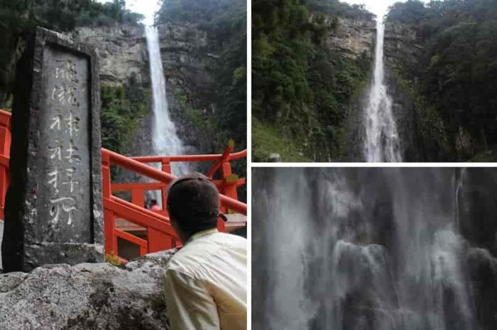 日本三名瀑の不動不変の存在です。