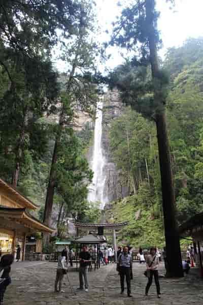 飛瀧神社の御神体『那智の滝』