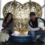 愛知県~『恋人の聖地』名古屋テレビ塔は、夜輝きを放つ・・!?
