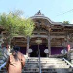 成相寺の本堂になります。