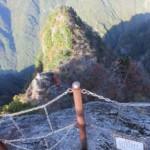 大蛇嵓から眺める絶景です。
