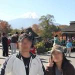 富士山の構成資産の忍野八海です。