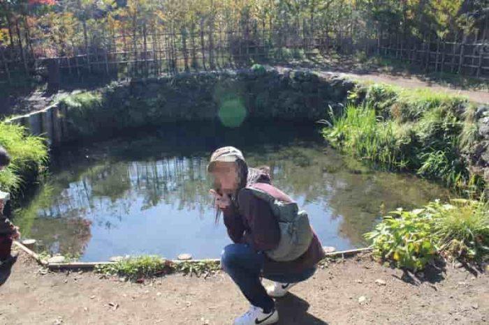 4番霊場となる『銚子池』です。