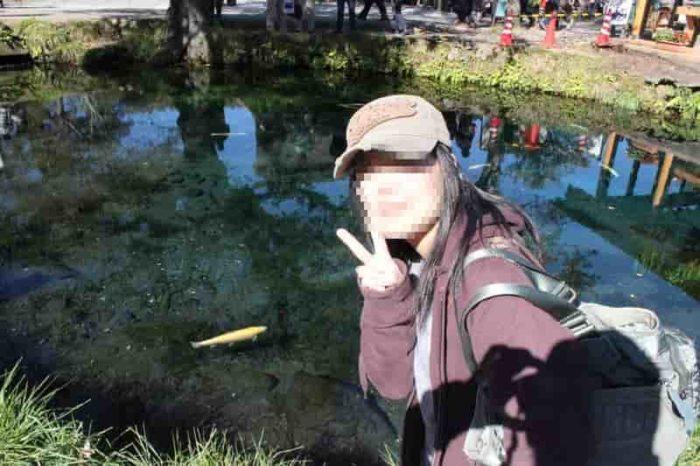 5番霊場となる『湧池』です。