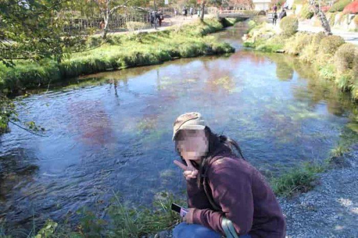 6番霊場となる『濁池』です。