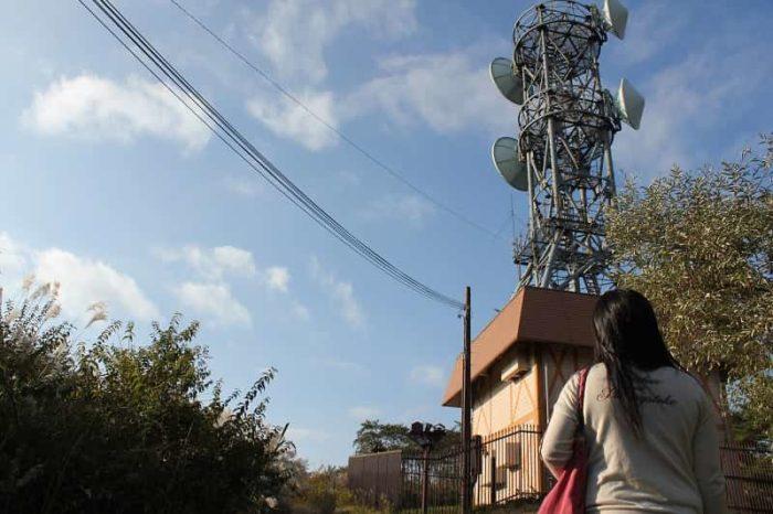 戦後まで使われていた電波塔です。