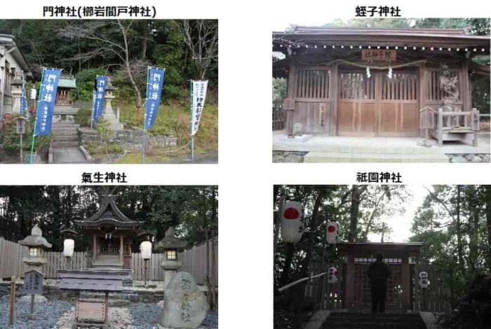 『伊太祁曽神社』の摂末社です。