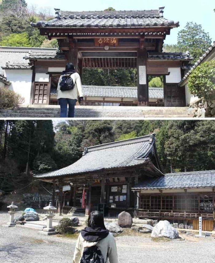 酒波寺の本堂です。