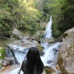 日本の滝100選『笹の滝』です。