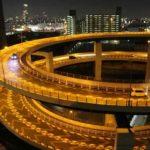 720度のループ橋「千本松大橋」です。