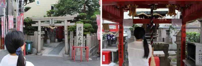 『新世界稲荷神社』です。