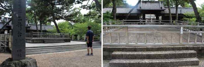 石舞台は『日本三舞台』のひとつです。