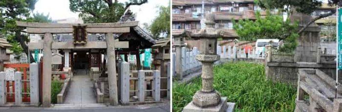 女性の方は必ず参詣する『浅沢社』です。