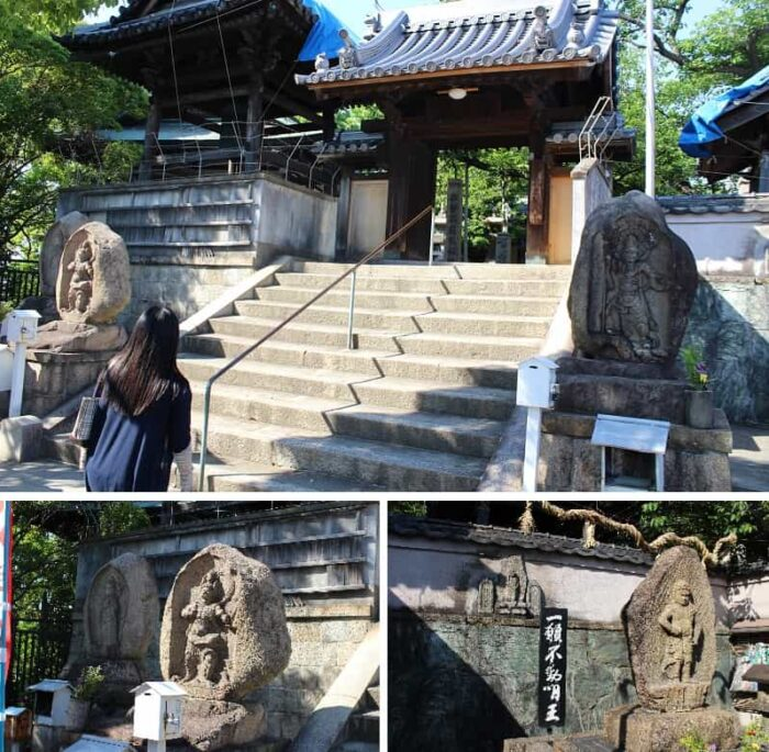 正圓寺の山門です。