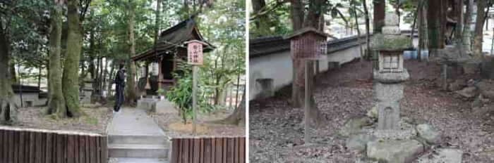 『桧山神社』の『旧社殿』です。