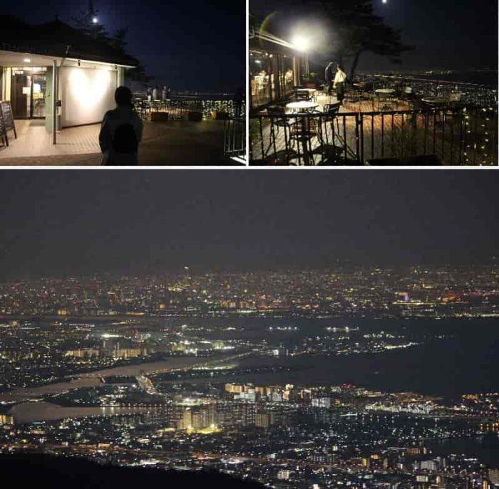 神戸六甲『TENRAN CAFE』です。