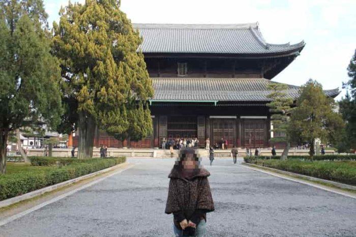 『東福寺』の『本堂』です。