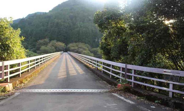 ヤッホーポイントがある『糠崩橋』です。