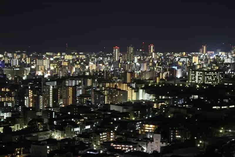 夜景などに関する人気スポットです。
