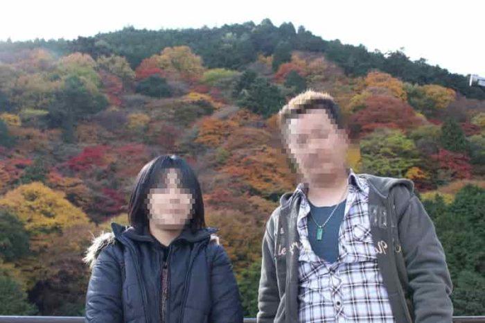 彩り鮮やかな『紅葉』の景色です。