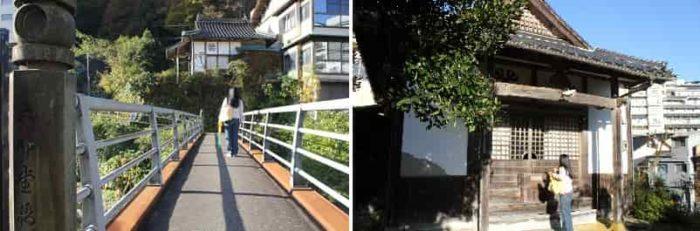 大師堂橋を渡ると『大師堂』です。