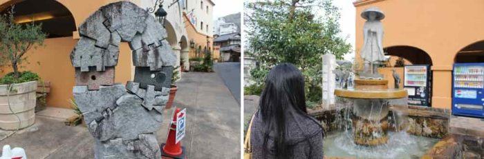 『円仁法師』の銅像です。